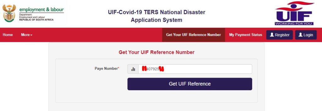 how to get your UIF number
